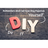 (DIY For rottweilers) LovinPet DIY Big Dog Pajamas, Super Cozy  Slim fit, Lightweight Pullover Pajamas/Full Coverage Dog pjs/Please Choose the right size