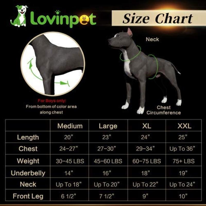 LovinPet Big Dog Pajamas/Berries Navy Fabric Prints for Large Dog Jamammies/Boxer Dog Pajamas, Lightweight Pullover Dog Pajamas, Full Coverage Dog pjs